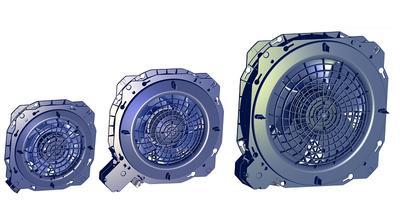 Neue Diagonalventilatorenbaureihe für Filterlüfter von ebm-papst (Foto: ebm-papst Mulfingen)