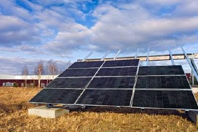 Nanosolar liefert Solarmodule für kommunalen 1MW-Solarpark