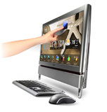Acer Aspire Z5710-Serie: Innovative All-in-One-Systeme mit Multi-Touchfunktion und Windows 7