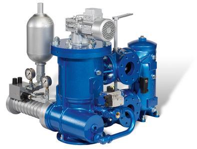 Einfacher, kompakter, leichter zu montieren und zu warten, und dabei auch noch billiger: COM plus Brennstofffilter von MAHLE Industriefiltration mit autarkem Hydrauliksystem von Bott. Bild: MAHLE