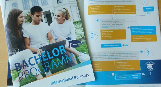 Der Bachelor in International Business an der Munich Business School startet zum Herbstsemester 2020/21 mit einem optimierten Curriculum.