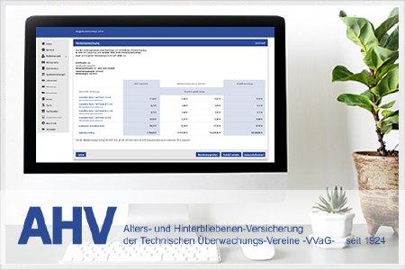 Angebotsrechner für die Alters- und Hinterbliebenen-Versicherung des TÜV