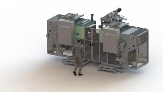 Maier Packaging optimiert Anlagen für die Nahrungsmittelindustrie mit SolidWorks Lösungen