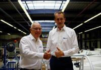 Michael Müller übergibt Chefposten bei Bavaria Yachts an Marc Diening