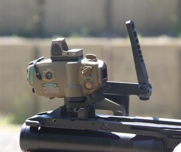 Rheinmetall Vingmate MR 500 - neues Feuerleitvisier erweitert Produktpalette bei den 40mm-Waffensystemen