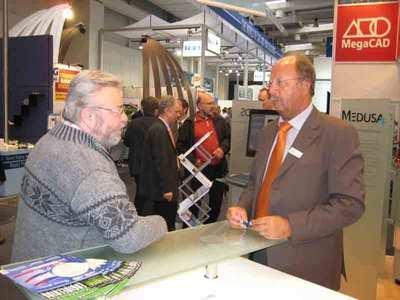 CAD Schroer bietet Lösungen für die Bereiche Maschinen- und Anlagenbau sowie Fabrikplanung 5