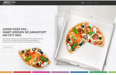 PIZZApad – dank Wellenform bleibt der Boden cross