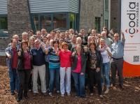 Das Team der codia Software GmbH in Meppen. Abb. codia