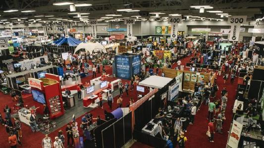 SXSW Trade Show (Bild: Merrick Ales)
