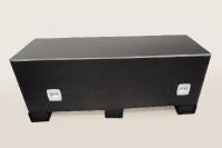 Stabile Übersee-TransportBox, konstruiert zur Mehrfach-Verschiffung großer Maschinenbauteile