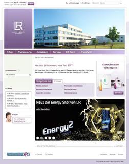 Extranet LR HealthBeauty Systems