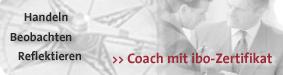 Coaching-Ausbildung: bei ibo mit 2 Trainern