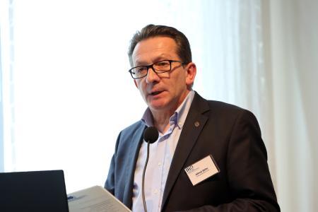 Alfred Stöhr, IHO Vorstandsvorsitzender, IHO Jahrestagung 2017 Hamburg