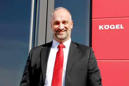 Massimo Dodoni, managing director sales for new and used vehicles and after-market at Kögel