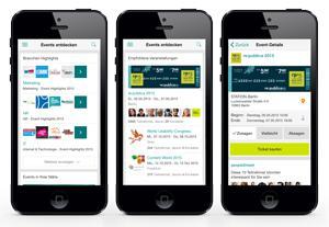 XING EVENTS App