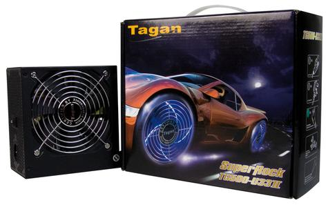 Tagan SuperRock: Superior in quality, efficiency and reliability