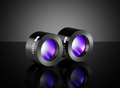 Laser Focusing Singlet Lenses