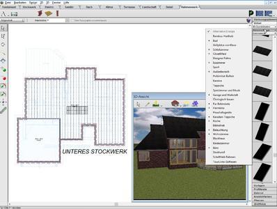 Das Perfekte Programm Für Die Haus  Und Wohnungsplanung: Architekt 3D X7  Premium