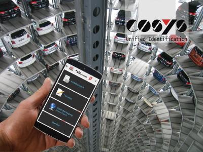 COSYS Softwarelösungen auf dem Smartphone