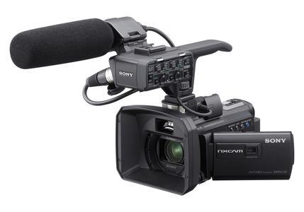 SonyPro HXR-NX30