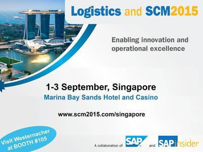 Logisitcs & SCM Singapore 2015