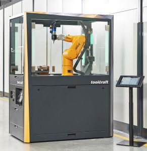 Roboterführerschein bei toolcraft