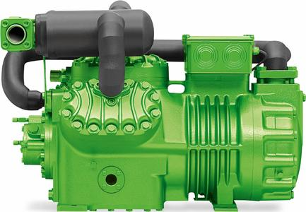 BITZER approves its 2-stage reciprocating compressors for use with R448A and R449A