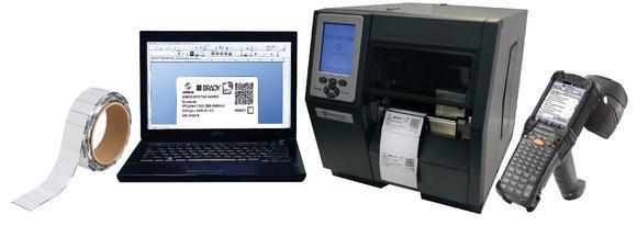 RFID-Etikett von Brady - robust und trotzdem federleicht