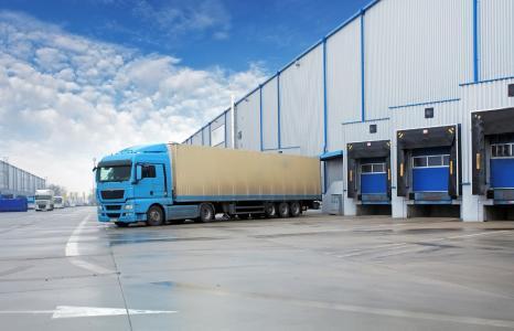 Cleveres Lieferverkehrmanagement von PCS steuert den Werksverkehr mit Anbindung an die Zutrittskontrolle