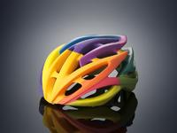 InPrint 2014: 3D Print Bike Helmet