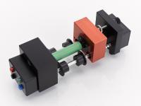 Rundzellenadapter RZA mit Handling- und Spannsystem von dk