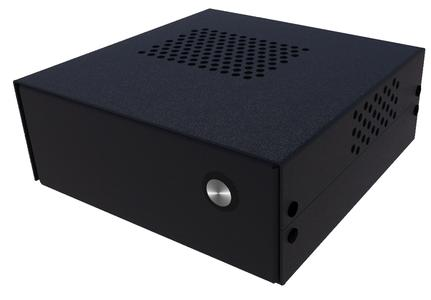 Mdina Media displays innovative fanless Scala embedded certified player and Nano-ITX G-Series with 18 Watts TPD at Embedded World