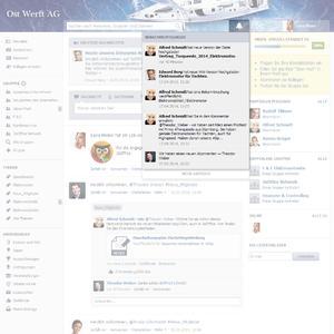 Enterprise Social Network JaOffice für Enterprise 2.0-Kommunikation und Zusammenarbeit