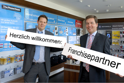 The Phone House startet Franchisemodell