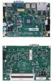 "Axiomtek's CAPA840 3.5"" Embedded SBC supports Intel® Atom™ Processor E3845 or E3827, LVDS/VGA/HDMI, Dual LANs, Audio and ZIO Connector"