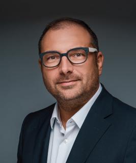 Dr. h.c. Markus Hoppe, Geschäftsführer SCS