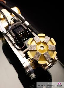 Präsentiert werden intelligent designte robotische Multifunktionsgeräte