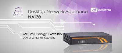 AXIOMTEKs Desktop-Network-Appliance