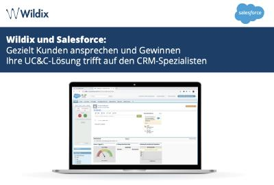 Wildix neu auf dem Salesforce Marketplace