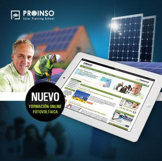 PROINSO to provide e-learning to Qualified Installers