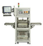 World premiere: ProMik presents ICTP2000 fully automatic flash/IC multifunctional tester at productronica 2009