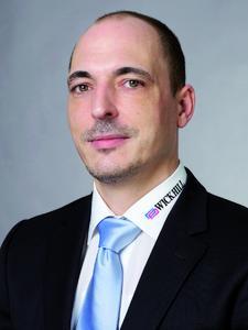 Helge Scherff, Geschäftsführer Deutschland bei Wick Hill