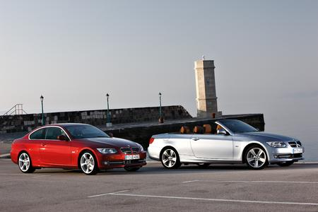 The new BMW 3 Series Coupé and Convertible