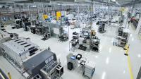 Fertigung bei Pilz Industrie 4.0
