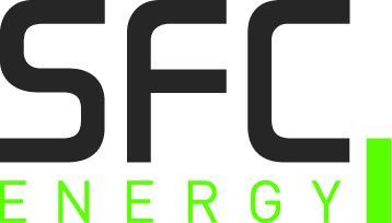 Logo SFC Energy AG