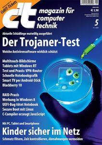 c't: Virenscanner im Echtzeit-Test