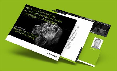 Straumann® ImmediaXy® eBook zur Sofortversorgung