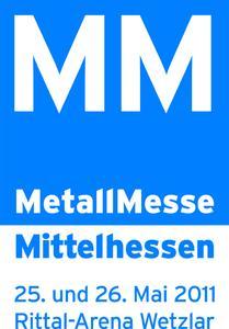 Messelogo Metallmesse-Mittelhessen