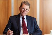 Der neue Vorsitzende des Huf-Beirats Ulrich Hülsbeck