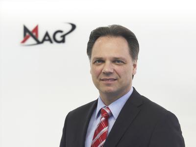 """Michael Heinz, Service-Chef bei MAG: """"Umbauten und Retrofits mit Hersteller-Know-how sparen Zeit und Geld."""" Bild: Michael Heinz"""